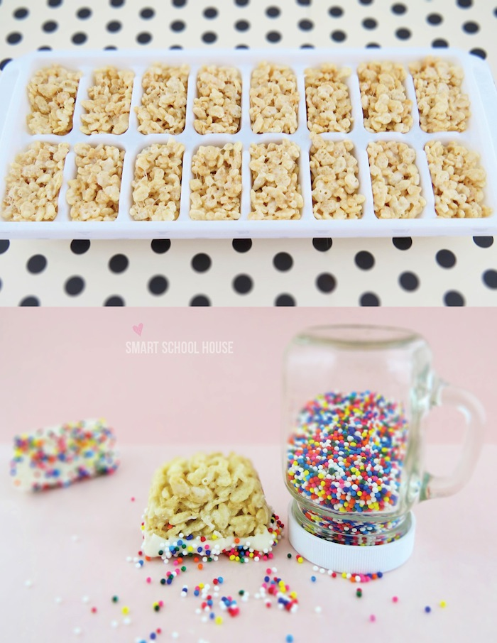 Image result for treats made with ice trays