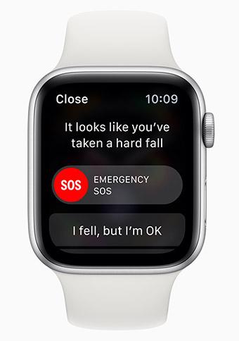 Apple Watch 4 - Bild: Apple
