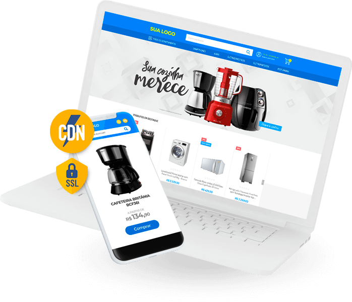 Desenvolvimento de sites, SmartSeller, Criação de sites profissionais, criação de sites wordpress, Melhores empresas de desenvolvimento de sites