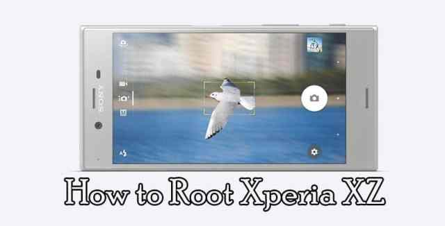 How to Root Sony Xperia XZ Via SuperSU