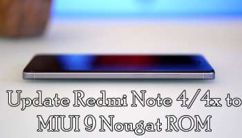 Guide to Update Redmi Note 4/4x To MIUI 8 5 8 0 Global