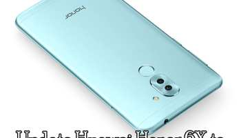 Update Huawei Honor 6X to Oreo B508 [BLN-AL10, AL20, AL30