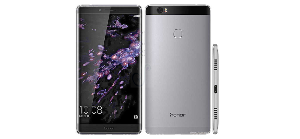 How to Guide] Install Huawei Honor Note 8 B511 Oreo Update
