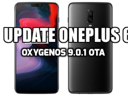 [How to Guide] Update OnePlus 6 OxygenOS 9.0.1 OTA (Full Rom)