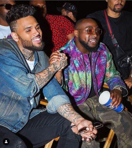 Chris Brown – Lower Body Ft Davido