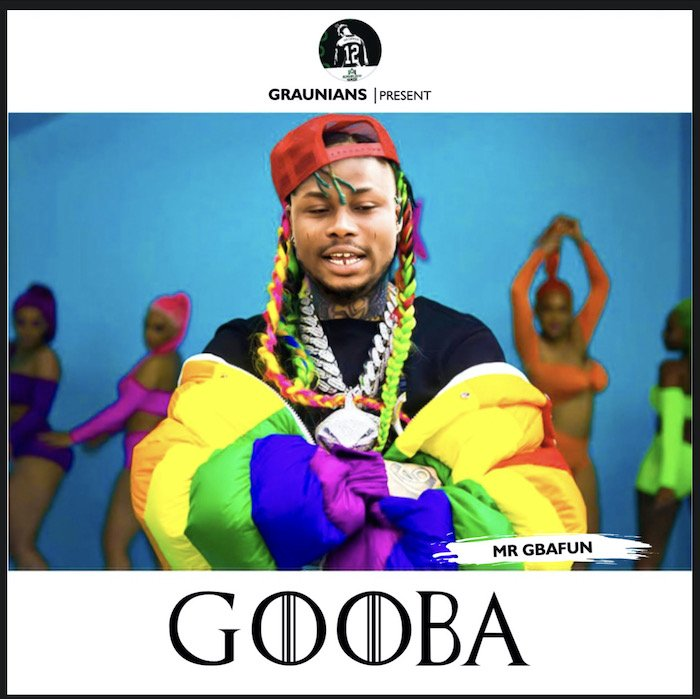 Mr Gbafun – Gooba Mp3 Download