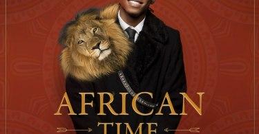 Krizbeatz – African Time Album