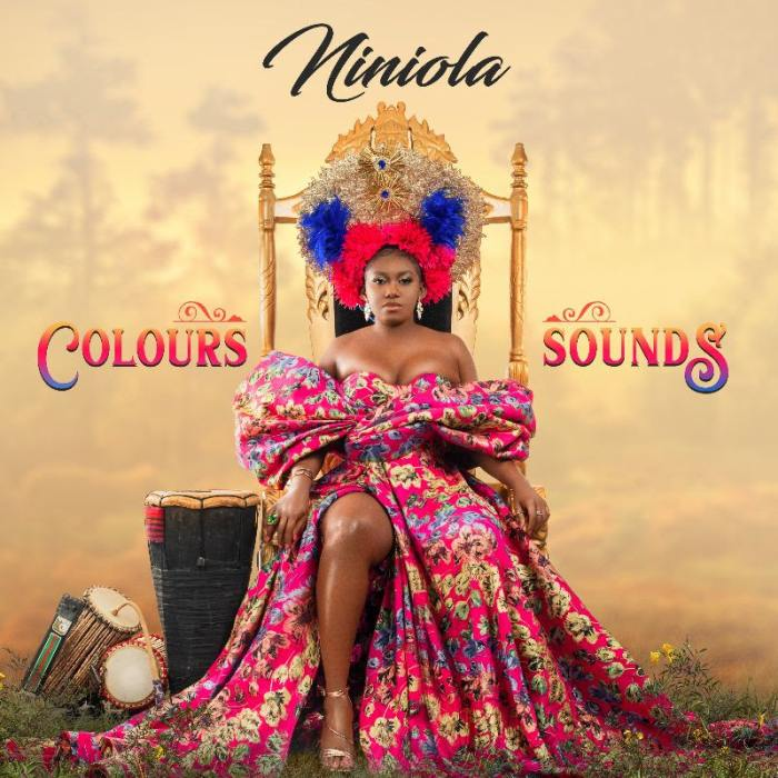 Niniola – Colors And Sounds Album