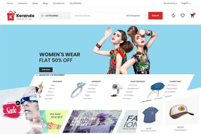 best woocommerce stores