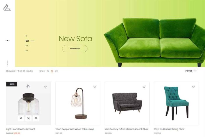 wordpress ecommerce store theme