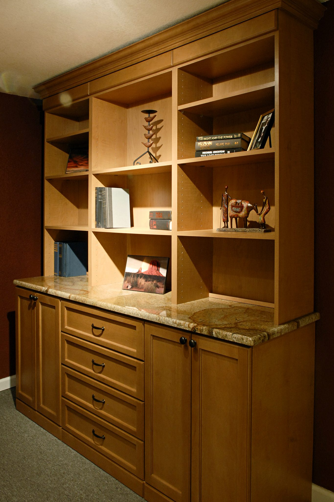 Custom Murphy Bed Cabinet Maker