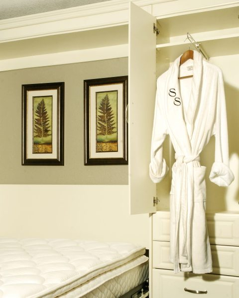 Guest Bedroom Space Solution by SmartSpaces.com