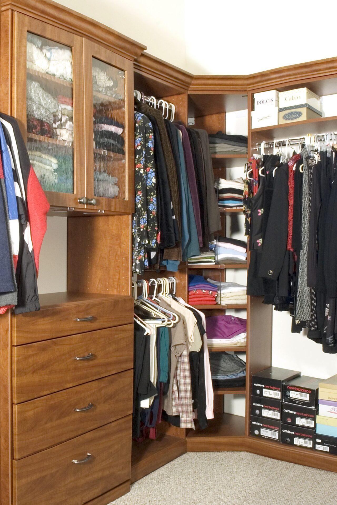 Closet Redesign Experts In Denver. Walk In Closet, Custom Closet, Small  Space Experts