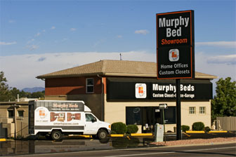 Smart Spaces is the LARGEST Murphy Bed & Wall Bed Showroom AND Manufacturing Facility in Colorado