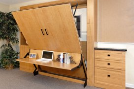 Murphy Beds in Guest Bedrooms