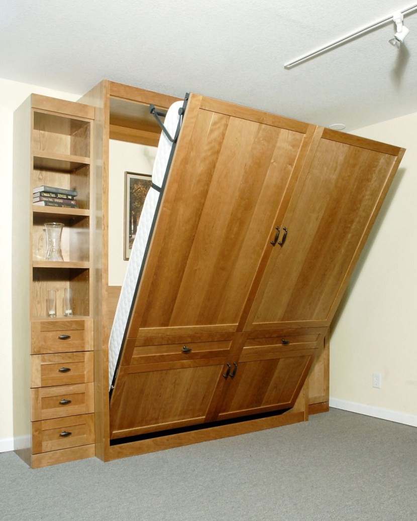 laminate-murphy-bed-with-drawers-shelves-02