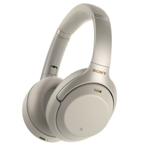 Sony WH-1000XM3 Wireless Noise Cancelling Headphones Silver 1