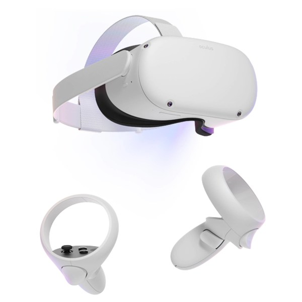 Oculus Quest 2 Advanced All-in-One VR Headset 128GB 1