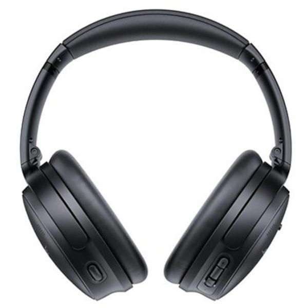 Bose QuietComfort 45 Noise-Canceling Wireless Over-Ear Headphones Triple Black 3