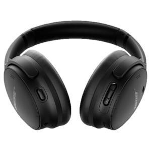 Bose QuietComfort 45 Noise-Canceling Wireless Over-Ear Headphones Triple Black 4