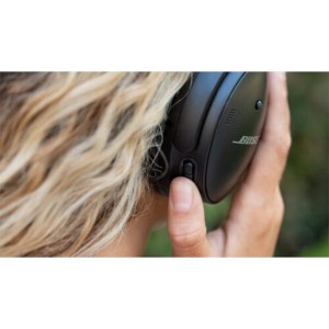 Bose QuietComfort 45 Noise-Canceling Wireless Over-Ear Headphones Triple Black 7