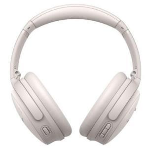 Bose QuietComfort 45 Noise-Canceling Wireless Over-Ear Headphones White Smoke 1