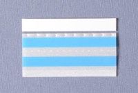 Double Splice Edge Blue