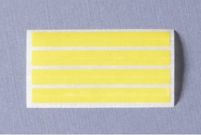8mm Single Splice Tape Yellow