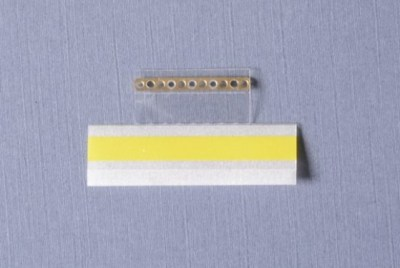 Clip and Splice Yellow