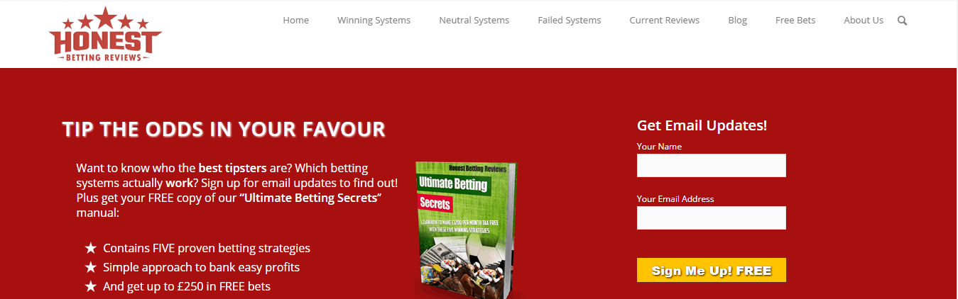 Betting Tipster Reviews