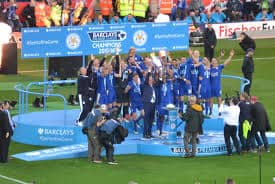 Champions Leicester take on Middlesbrough