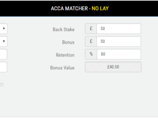 Accumulator Betting Profit