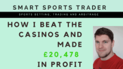 Make Money From Casino Bonuses - Strategy That Made Me £20,478