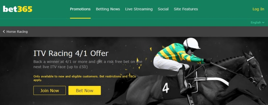 Horse Racing Offer