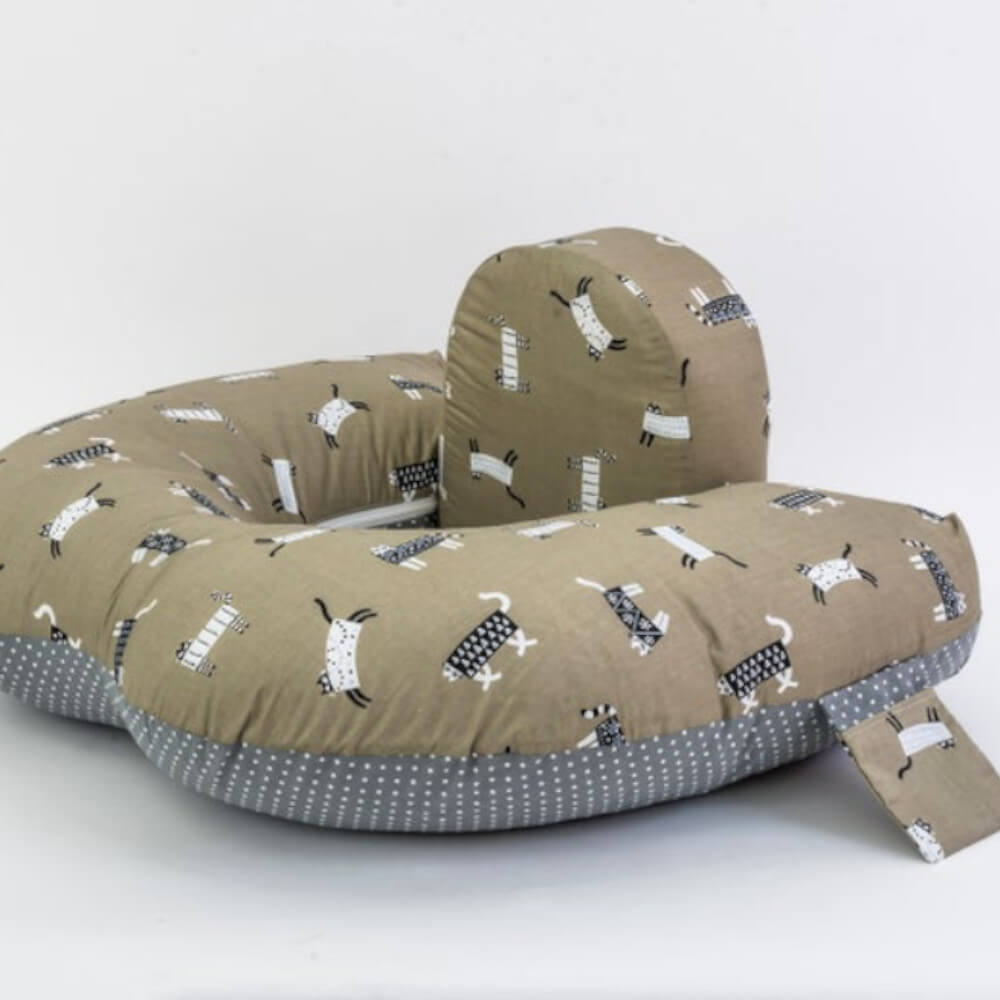 the best twin feeding pillow