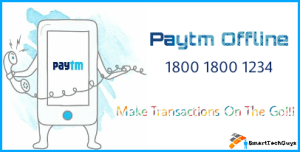 Paytm Toll Free Number