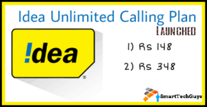 Idea Unlimited Calling Plan