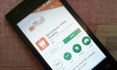 Download Paytm Mall & Bazaar App