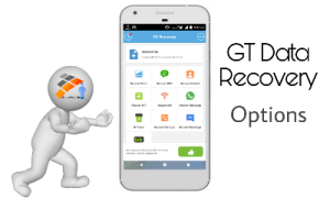 GT Data Recovery - Best way to recover deleted files on Android without pc