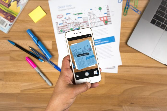 download adobe scan for android & ios