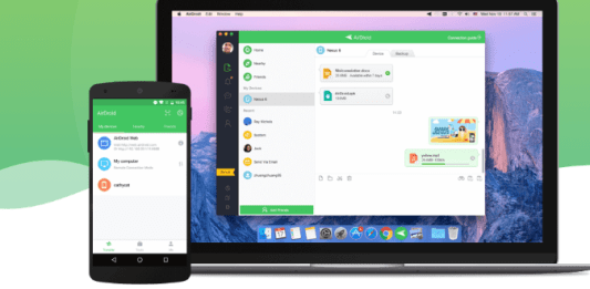 Transfer Files from Android to PC Without USB Cable (Airdroid Review)