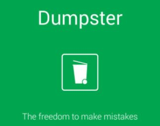 dumpster recover deleted photos on android
