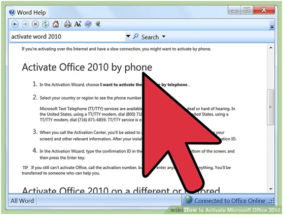 Activate-Microsoft-Office-2010-5