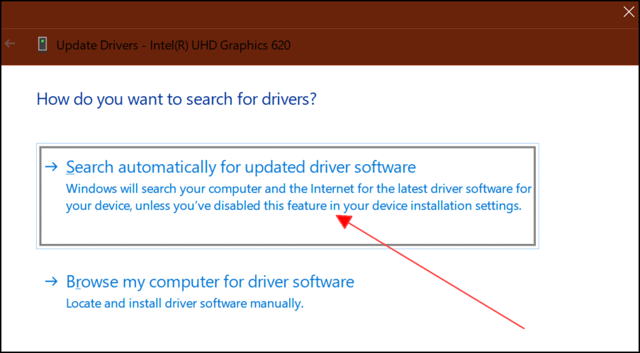 Display Driver Failed to Start on Windows 10