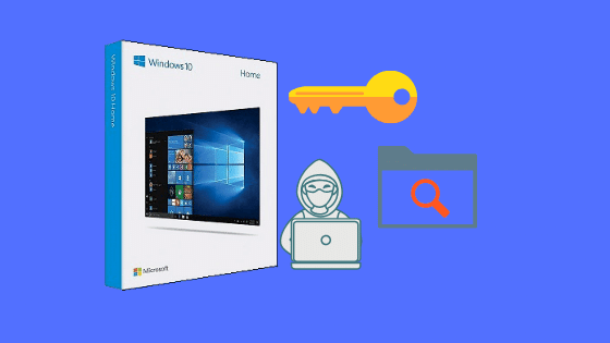 Find Windows 10 Product Key on Your PC