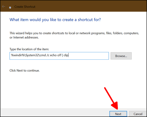 How to clear Clipboard Windows 10