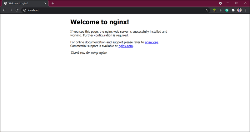 How to Install Nginx on Windows