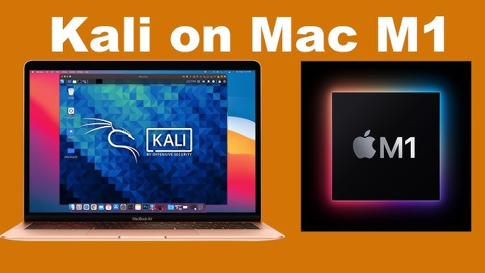 How to Install Kali Linux on Apple Mac M1