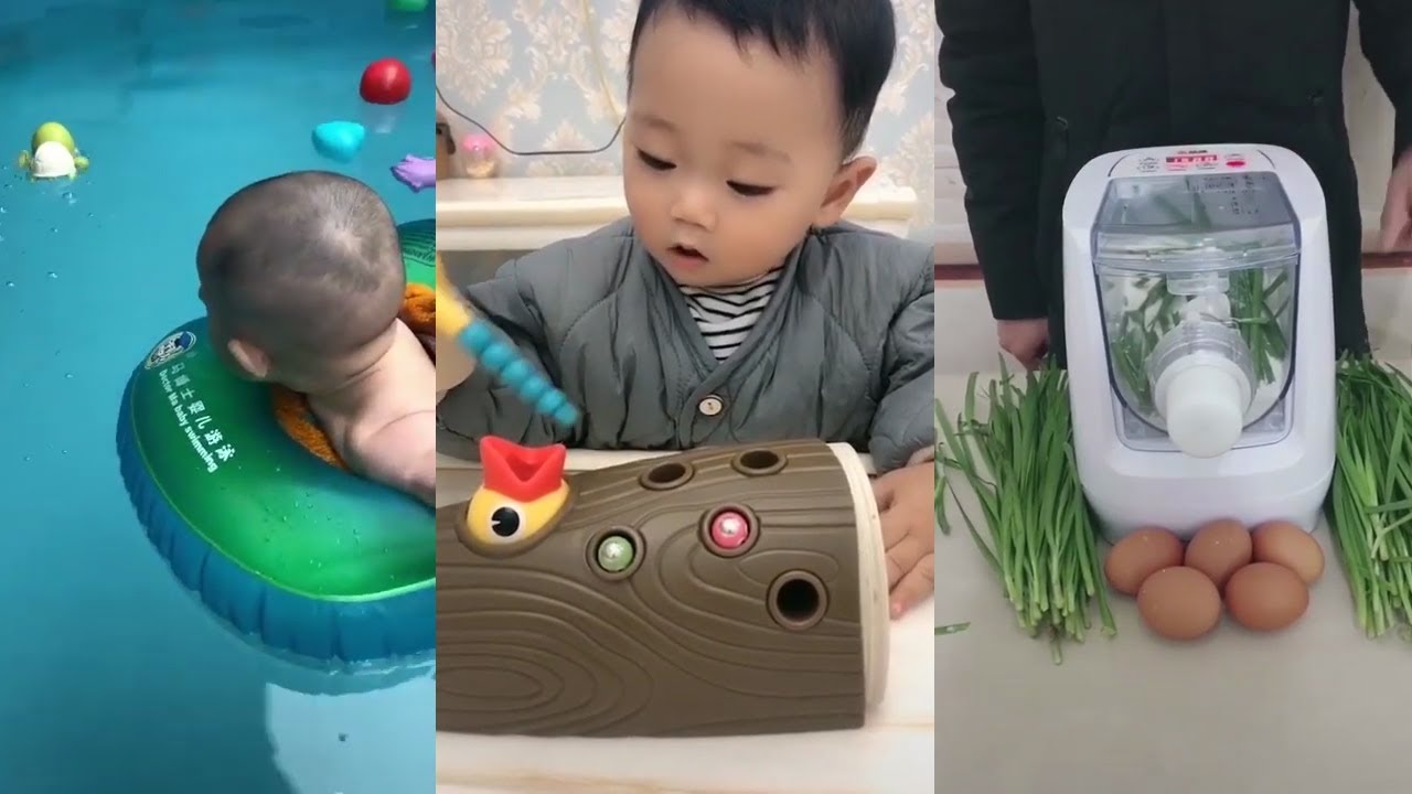 Smart Products for Children at Home (#3) - Home gadget compilation | ...