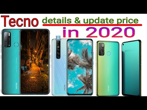 All Tecno mobile phone price in Bangladesh 2020 || tecno update price...
